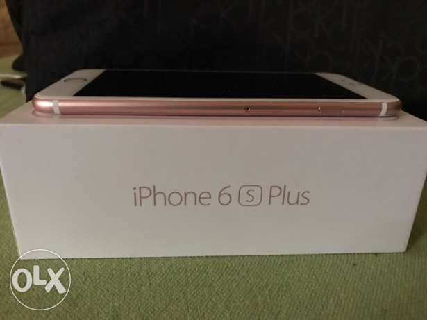 apple iphone 6s plus 64gb rose gold شيراتون -  5