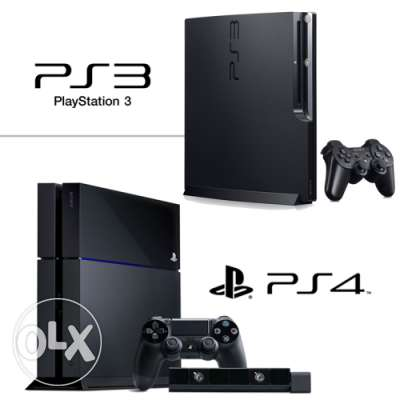Looking for Ps3 , Ps4 , xbox 360 slim