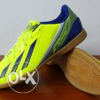 Adidas yellow/blue flat shoes 42