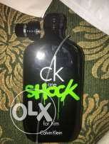 perfume CK one shock for him