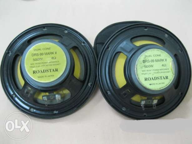 car speakers set made in japan القاهرة -  3