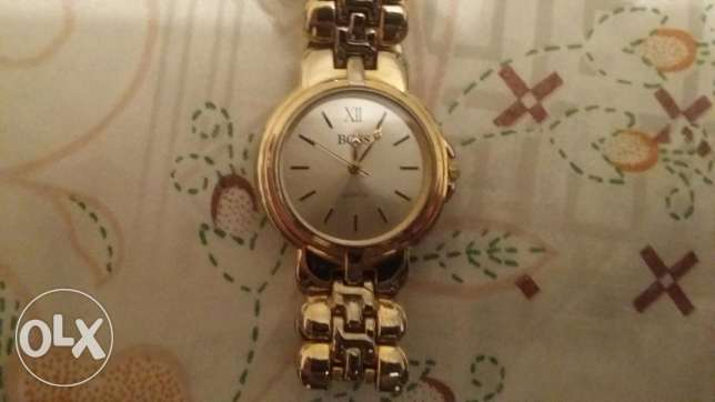Boss watch copy for ladies مصر الجديدة -  2