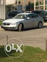 BMW 318i 2017 luxury