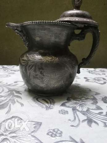 وعاء سكر انتيكه / Antique Sugar Bowl, quadruple