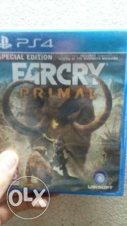 farcry primal ps4 games with code