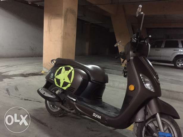 scooter fiddle 3 as new لقطة