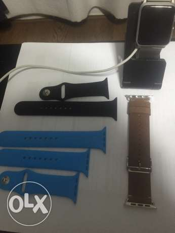 iwatch with every thing u need for it مصر الجديدة -  2