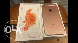 IPhone 6s Plus 128G Rose Gold