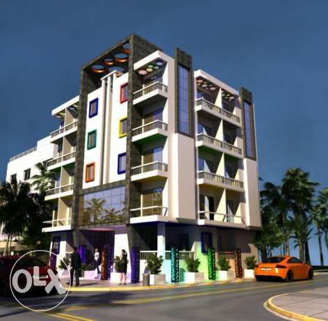 Exclusive apartments in Matrouh