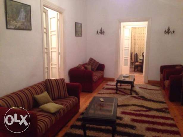 Modern High Ceiling 4 Bedrooms Flat For Rent in Dokki