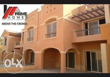 Town House Middle for sale - Dyar Park القاهرة الجديدة -  1