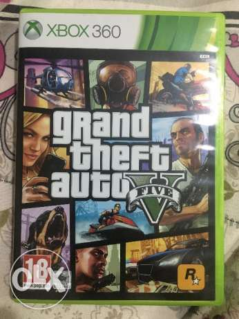 Gta v for xbox 360 original