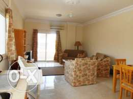 Flat in Inter area, near Mamsha and public beach, sw. pool, 102m, 2 br