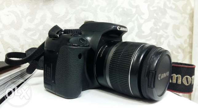 canon 550 with lens 18 55 STM