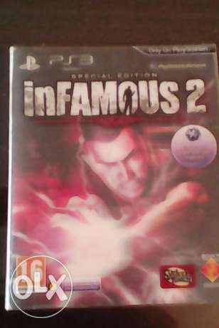 Infamous 2 (special edition)