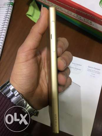 Sony Xperia Z5 Gold Dual Sim /as New No any Scratch / All accessories مدينة نصر -  5