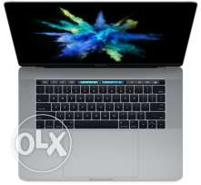 Macbook with touch i7 2.7 15 inch new saled