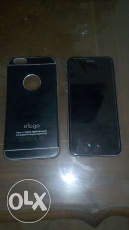 mobile iPhone 6 64giga spacegray المعادي -  1