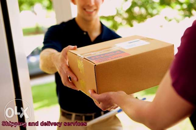 Shipping and delivery services
