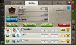 Clash of clans e-mail