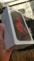 Apple iPhone 6s 16 GB space grey new sealed جديد