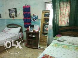 Room for rent in Nasr city for girls 1500 le