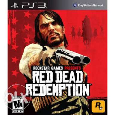 Ps3-Red Dead Redemption