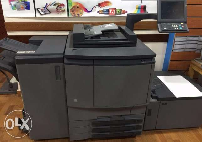 Printer Konica Color C6501 Like New