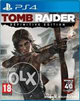 Tomb raider definitive edition ps4 play station playstation 4