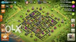 clash of clan th9