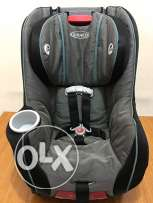 Graco Size4Me 70 Convertible car safety seat. From USA.