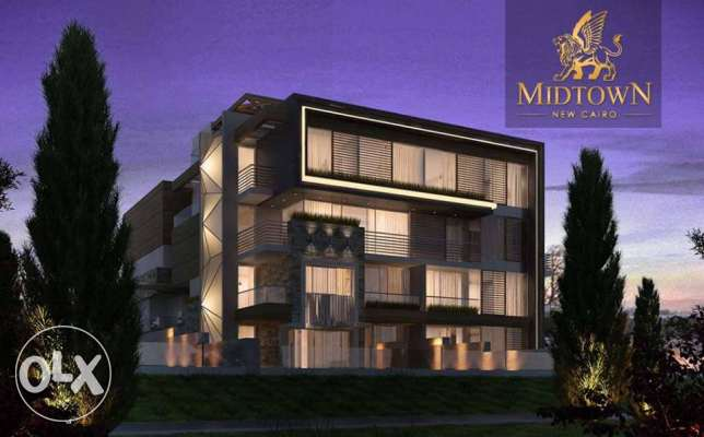 midtown project apartment 250 m2