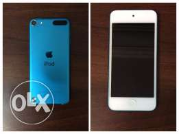 iPOD 5th Generation for sale in a PERFECT CONDITION-16 GB ايبود للبيع