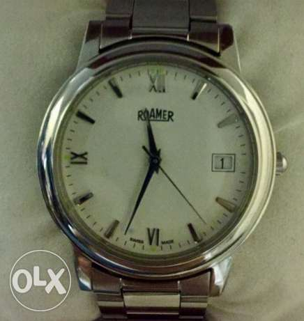 Original Roamer Swiss Made