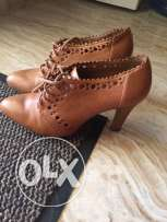 clarks leather shoes from UK size 39