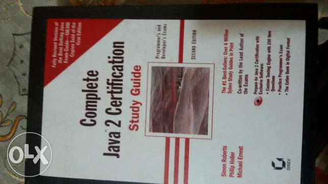Java book for sale