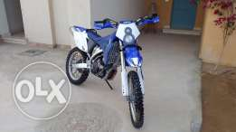Yamaha YZ450 for sale 2009 in perfect condition