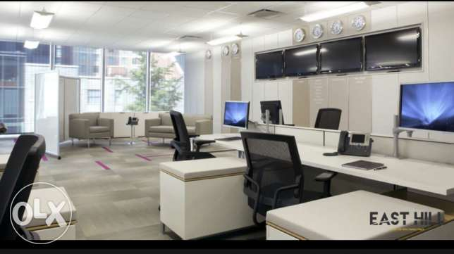 Rent In a Luxurious Building your office
