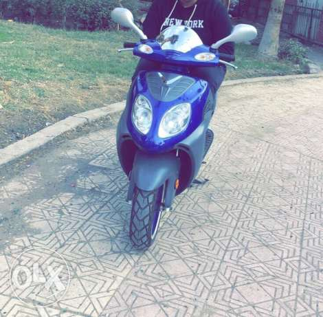 SCOOTER ofly 150cc