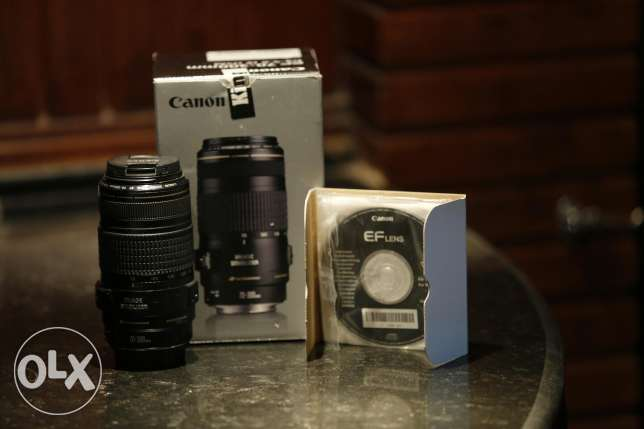 Canon EF 70-300 f3.5-5.6 is USM