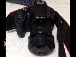 "Professional Sony Camera ""SONY ALFA 3000"""