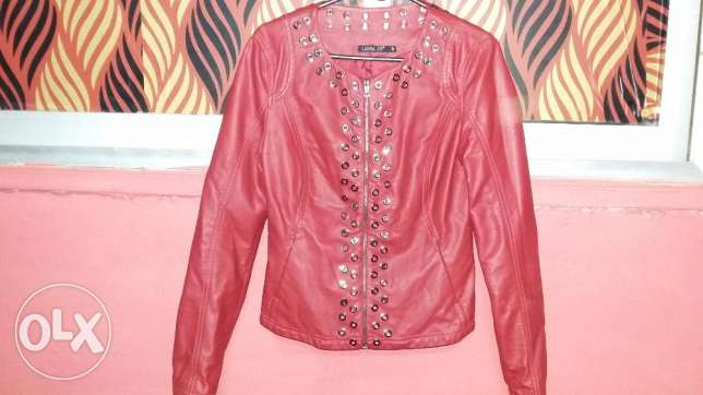جاكت Jacket Leather المهندسين -  1