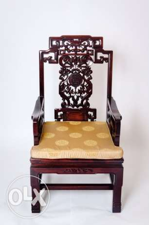 Rose Wood hand craft furniture since 1980