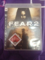 PlayStation 3 game called Fear 2