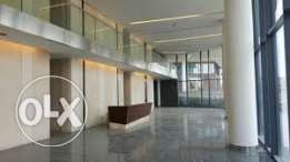 For Rent office at Polygon beverly hills sodic el sheikh zayed