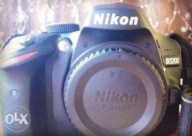 Body Nikon D3200 for sell