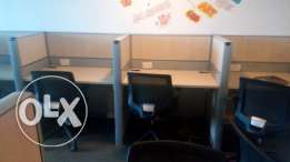 Work Stations for call centers and company - مكاتب للكول سنتر وشركات