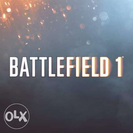 Battlefield 1 secondary account شيراتون -  2