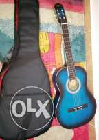 New Classic Guitar espana with bag