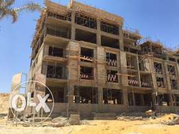 For Sale Apartment in Uptown Cairo ( Sierras )